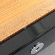 Stół bilardowy Portland czarny orzech outlet