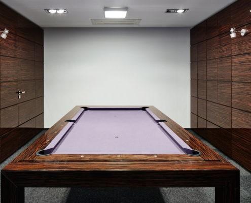 Stół bilardowy do biura