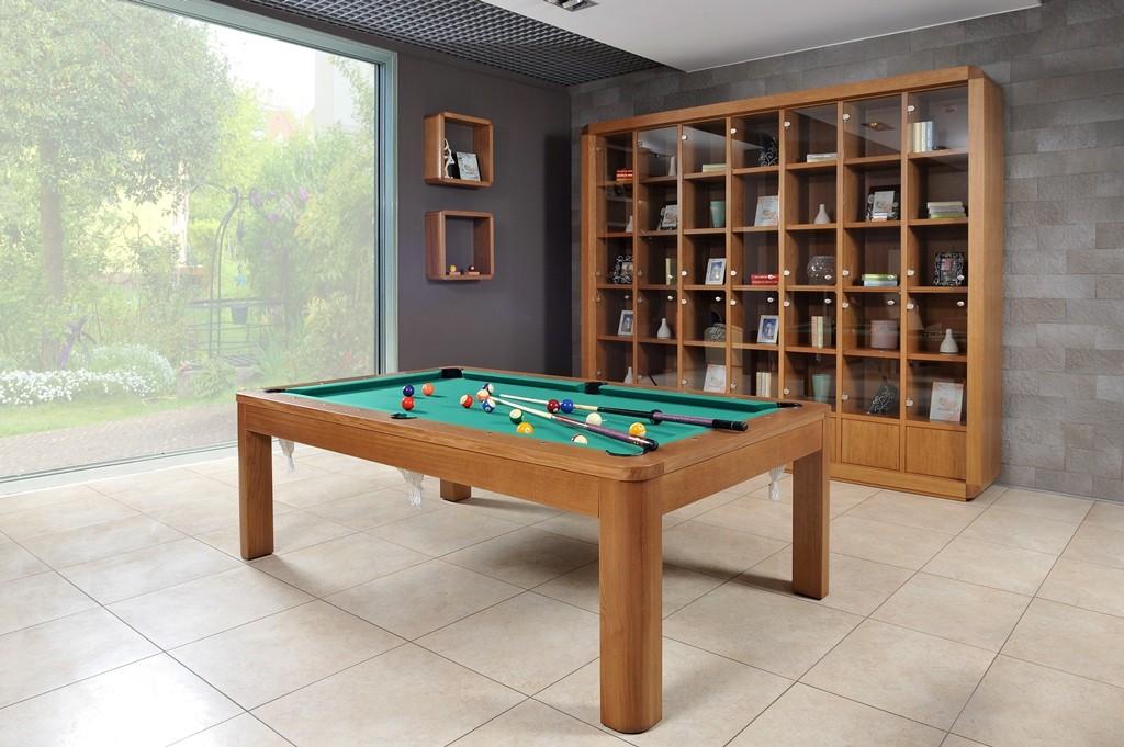 Genialny Stół bilardowy w biurze – oryginalny trend w aranżacji wnętrz WO95