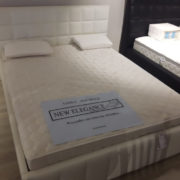 Łóżko kalipso
