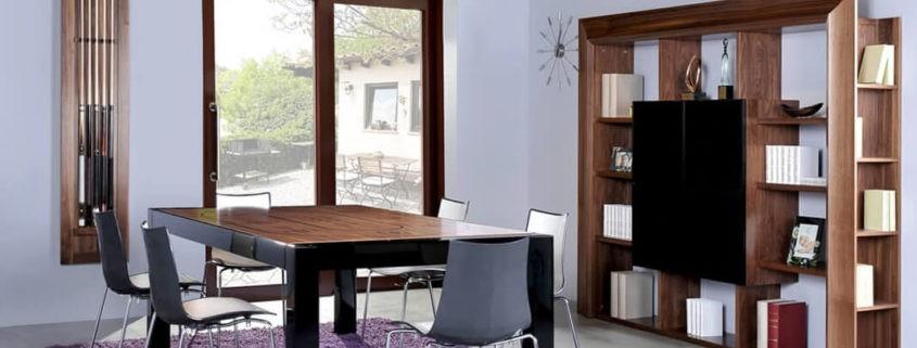 Jak wybrać stół bilardowy do domu