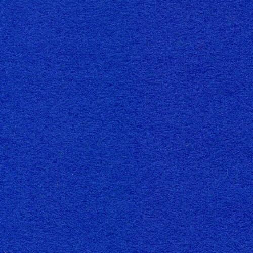 Sukno niebieskie grube