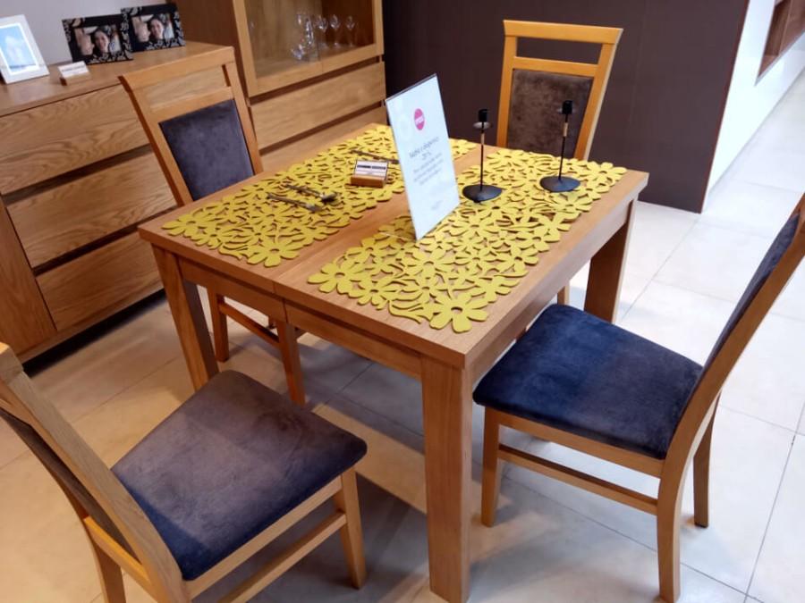OUTLET – Stół 90 / 290 MAXI AMBASADOR