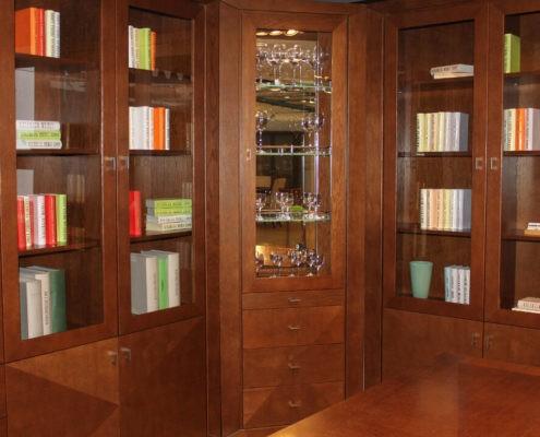 Cube barek wysoki biblioteczny