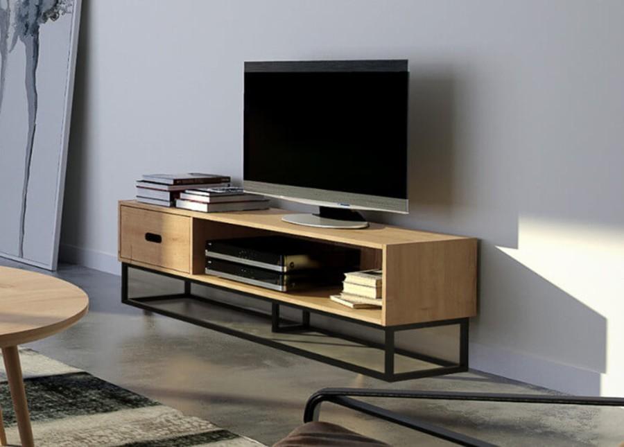 Szafka RTV 150 niska – LUGO