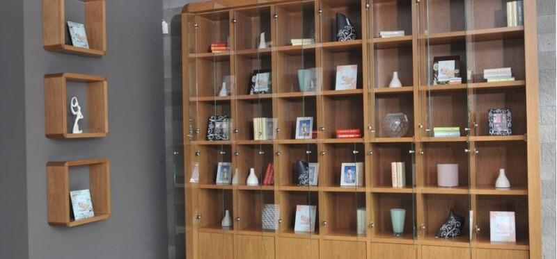 meble do biblioteki - Nowoczesne meble do biblioteki