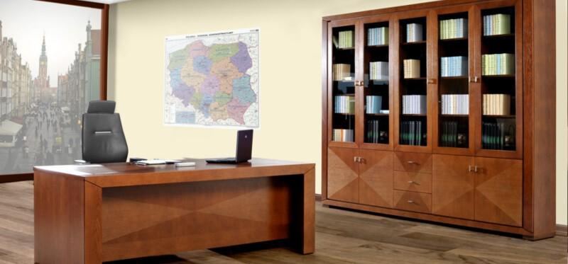 Meble do gabinetu - nowoczesne meble gabinetowe