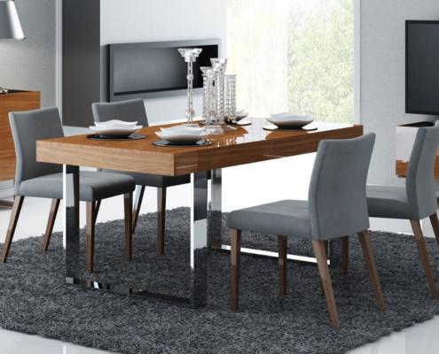Toledo Standard Stół rozkładany 165/220