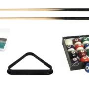 Akcesoria do gry w Pool Bilard – podstawowy zestaw