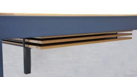Koszyk na blaty podwieszany pod stołem