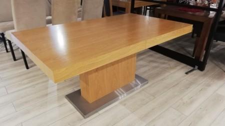 OUTLET – Stół rozkładany 160 / 200 LOCUS dąb