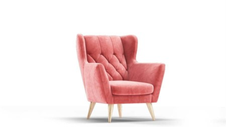 Fotel uszak Aria