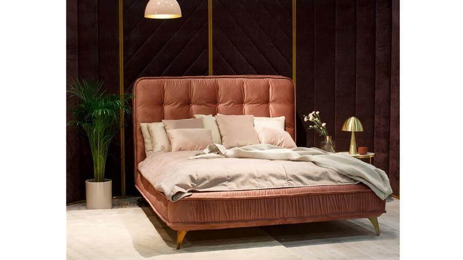 Łóżko Belavio 140 x 200 cm