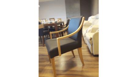 OUTLET – Krzesło CUBE skóra