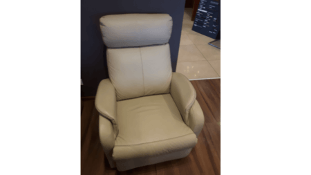 OUTLET – Fotel LOCUS z funkcją relaks i z funkcją bujania