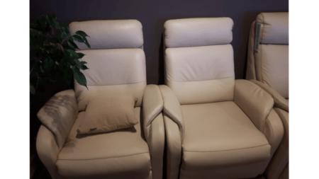 OUTLET – Fotel LOCUS z funkcją relaks