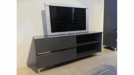 OUTLET – Szafka RTV 150 Barcelona Silver