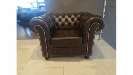 OUTLET – Fotel CHESTERFIELD