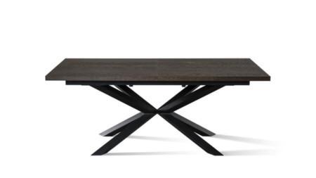 Stół IMPERIAL 160 / 240 cm rozkładany (wstawki 2 x 40 cm) – Lissy
