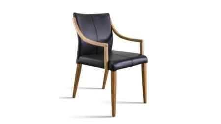 Krzesło BARCELONA z podłokietnikami – Lissy