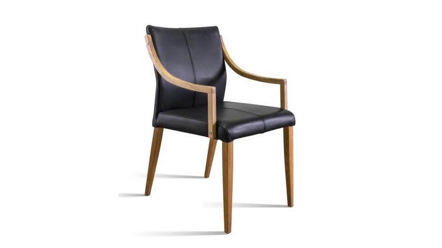 Krzesło BARCELONA z podłokietnikami