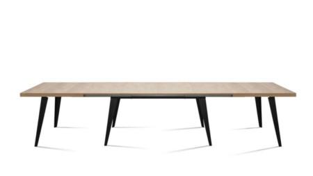 Stół rozkładany 180 / 380 cm LONG
