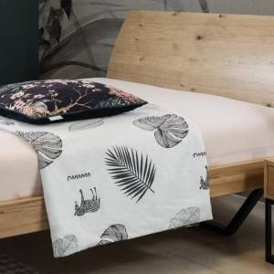 Łóżko 160×200 – LUGO dąb – Lissy