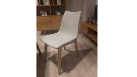 OUTLET – Krzesło LUIZA ekoskóra