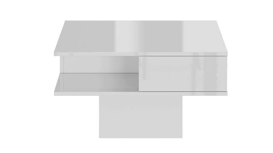 Ława 80×80 z szufladami – stolik kawowy – MONACO