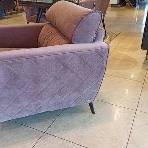 OUTLET Fotel Scandic z wysuwanym siedziskiem