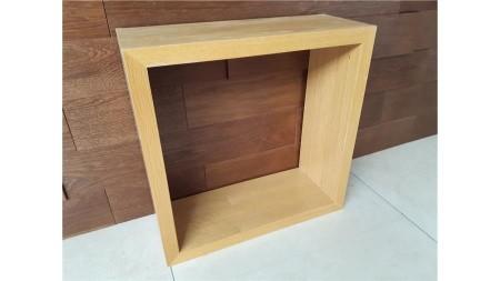 OUTLET – Półka kwadratowa dąb
