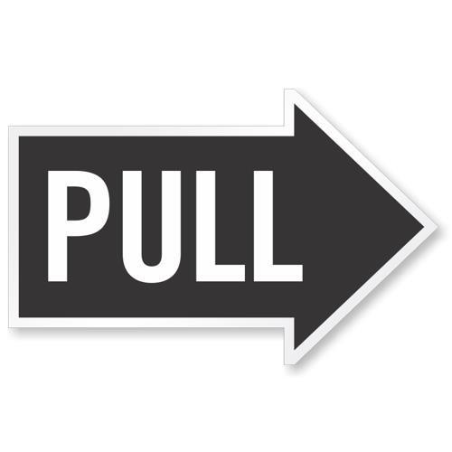 System bezuchwytowy PULL