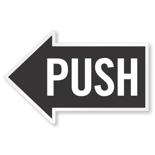 System bezuchwytowy PUSH