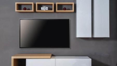 Szafka RTV 205-250 cm – GENEVA