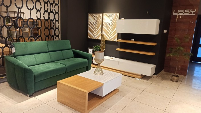 Sofa, szafka pod telewizor