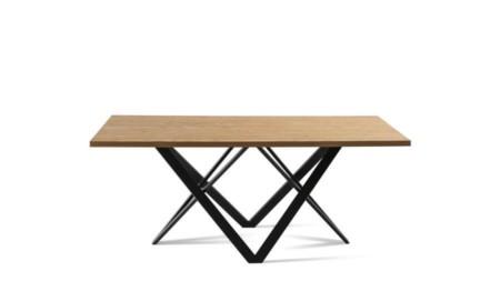 Stół ESTRELLA 180 / 300 cm rozkładany (dostawki 2 x 60 cm)