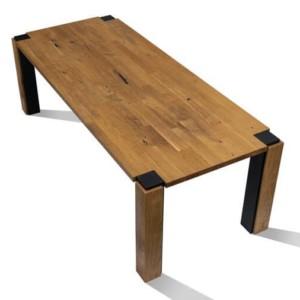 Stół 240×100 cm nierozkładany MASSIVE