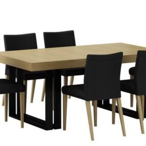 Stół rozkładany 180 / 380 cm PARTY – Lissy