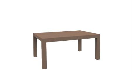Stół rozkładany 140 / 200 – orzech amerykański – BARCELONA – Lissy