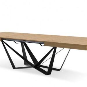 Stół PAJĄK 180 / 300 cm rozkładany – Lissy