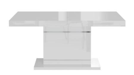 Stół rozkładany 160 / 220 – LOCUS SILVER