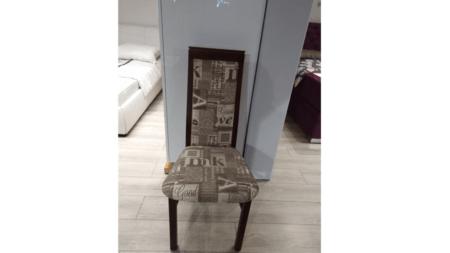 OUTLET – Krzesło VECTOR 2 tkanina