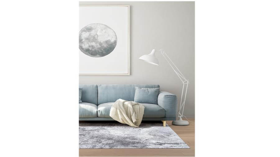 Dywan Moon Light Gray Magic Home