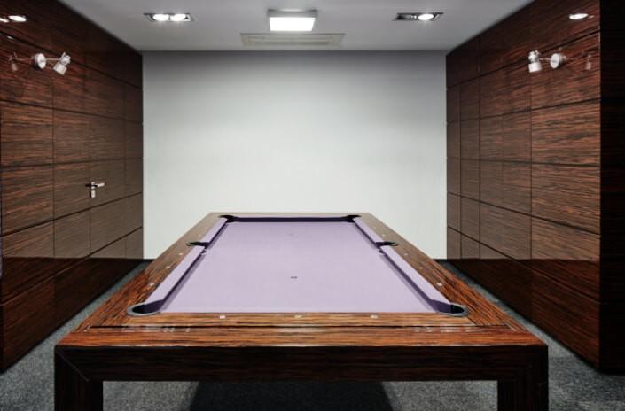 stół bilardowy do kancelarii z blatem