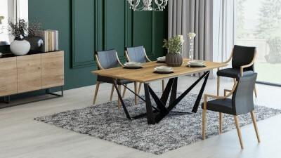 Krzesła industrialne (loftowe)