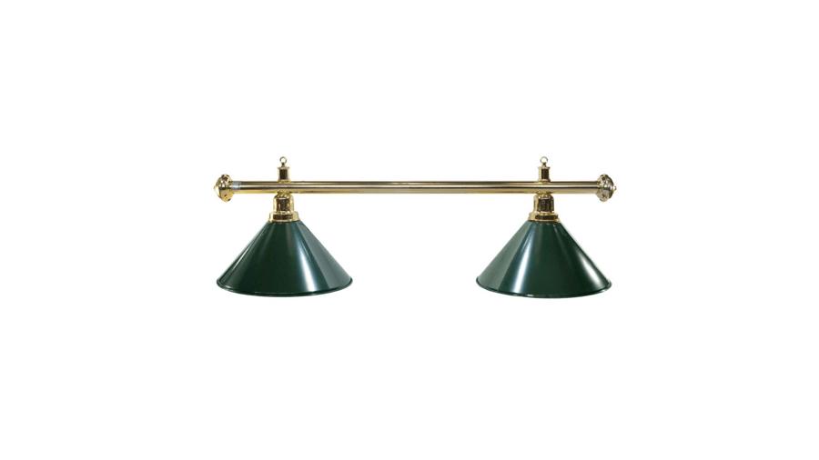 Lampa bilardowa ELEGANCE 2 klosze