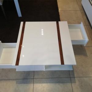 Ława 80×80 z szufladkami RIMINI PREMIUM