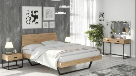 Łóżko 160×200 – LUGO