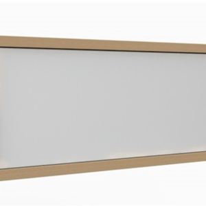 Lustro wiszące 185 x 80 – CUBE – Lissy