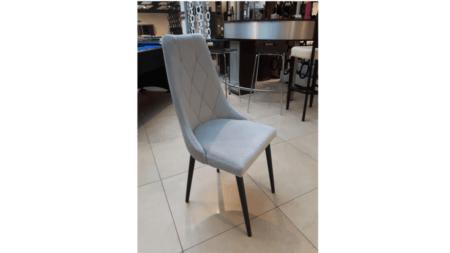 OUTLET – Krzesło Pikowane – tkanina